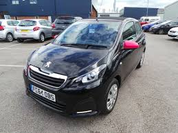 peugeot lease scheme used peugeot 108 cars for sale used peugeot 108 offers and deals