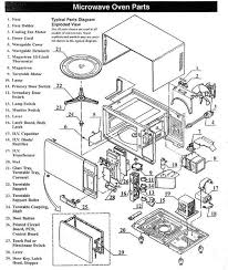 wiring diagrams microwave oven macspares wholesale spare