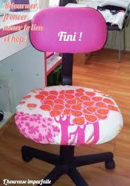 housse chaise de bureau une nouvelle housse pour chaise de bureau diy à voir
