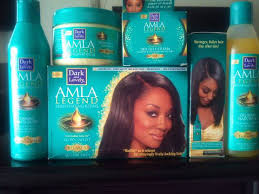 alma legend hair products dark lovely amla legend no mix no lye relaxer review beauty