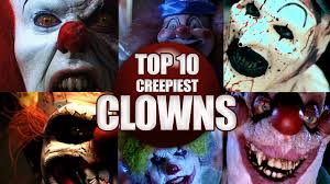 top 10 creepiest horror movie clowns daily macabre