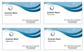 Business Card Creator Software Free Download Visiting Cards Design Samples Adobe Illustrator Business Card Ai