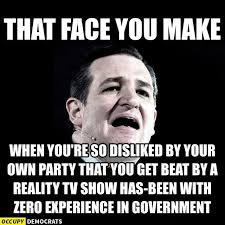 The Face You Make Meme - funniest ted cruz memes and pictures