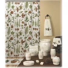 Northwoods Shower Curtain  Bath Accessories by Creative Bath