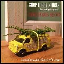 diy easy christmas decor u2013 bringing the tree home u2013 found at the