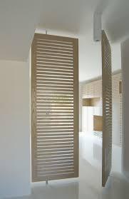tension mount room divider modernus room dividers wood
