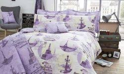 Purple Paris Themed Bedroom by 2017 Western Themed Bedroom Decor Ideas For Your Comfy Room