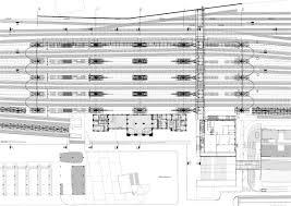 Train Station Floor Plan by Nmbs Train Station Canopy Leuven Belgium Bauforumstahl E V