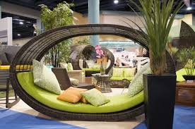 Dark Wicker Patio Furniture by Miami Based Outdoor Furniture Design Company Neoteric Contract