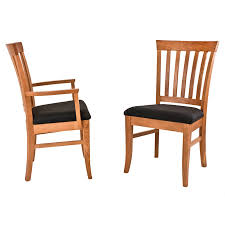 cherry wood bistro dining chairs dining sets and collections