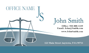 Classic Name Card Design Scales Of Justice Lawyer Business Card Design 401061