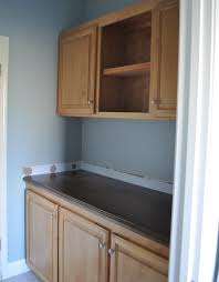 Repainting Bathroom Cabinets Painted Bathroom Cabinets Centsational Style