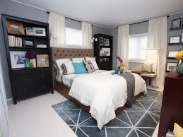 Blue And Gray Bedroom by Photos The High Low Project Hgtv