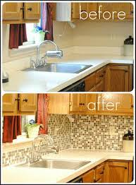Peel And Stick Kitchen Backsplash Ideas Self Stick Backsplash - Peel and stick kitchen backsplash tiles