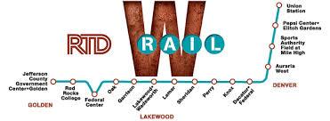 Rtd Denver Light Rail Schedule Light Rail City Of Golden Colorado