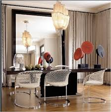 Elle Decor Kitchens by Minimalist Elegant Design Of The Mirror Dining Room Decoration