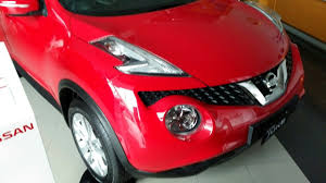 nissan juke red in depth tour nissan juke red interior facelift indonesia youtube