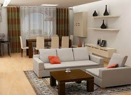 monochrome with color small living room design homebnc by design
