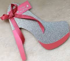 289 best shoe cards images on pinterest fancy shoes birthday