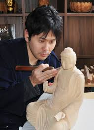 buddha statue maker carves deeper niche for on the