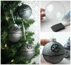 diy ornament brings wars home fandango