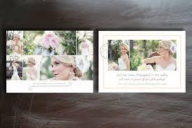 wedding flyer photography marketing template flyer templates creative market