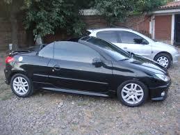 peugeot 206 cabriolet peugeot 206 cc 2 0 coupe cabriolet 2004 88000 km deautos com