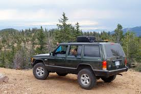 rose gold jeep 4x4 trail report mount rosa and mount baldy dan nix
