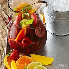 Party Pitcher Cocktails - pitcher cocktail recipes
