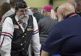 vets find helping hands at stand down benefit fair in yakima