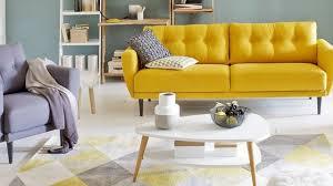 canapé originaux tout sur la couleur dans la déco peinture idées meubles