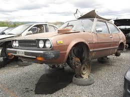 car junkyard kent wa junkyard find 1979 honda accord lx the truth about cars