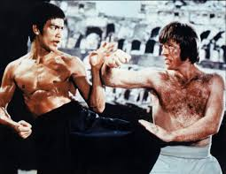 chuck norris bruce lee and i would have done well in mma