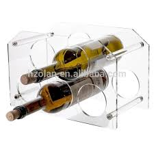 buy cheap china acrylic wine bottle rack products find china