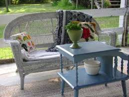 Can You Paint Wicker Chairs Best Ideas For Painting Wicker Furniture 20 For Your Home Design