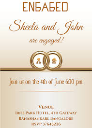 engagement ceremony invitation grab free wordings for indian engagement betrothal event and hindu