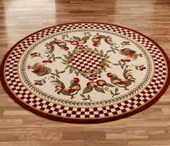 Best Rug For Kitchen by Round Kitchen Rug Roselawnlutheran