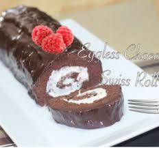 patterned swiss roll cake japanese deco roll cake valentines day