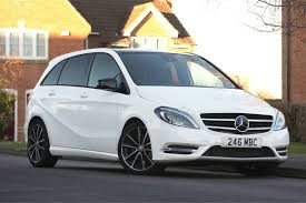 mercedes benz b class 2012 car review honest john