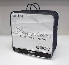 Home Design Classic Mattress Pad Modren Mattress Topper Packaging On Above Image Throughout Design
