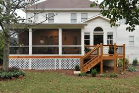 Screen Porch Designs For Houses Under The Deck Storage Ideas Diy
