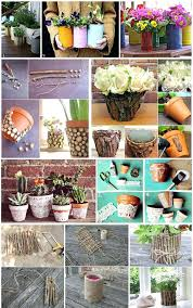 Decoration Ideas For Garden Diy Garden Idea Garden Pot Decoration Ideas 32 Cheap Diy Garden