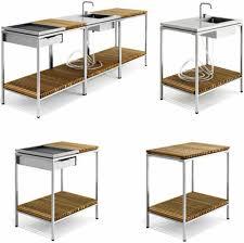 modulare küche outdoor modulares küchen system viteo für ihren außenbereich