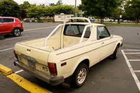 subaru brat baja old parked cars 1978 subaru brat