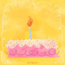 birthday cake animation gif by jecamartinez find u0026 share on giphy