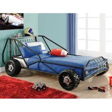 Blue Car Bed Car Beds For Kids You U0027ll Love Wayfair Ca