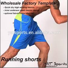 lycra fabrics inner safety lining shorts factory template