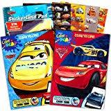 amazon disney cars activity books super story book