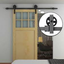 Exterior Sliding Barn Door Kit Barn Door Hardware Exterior Sliding Kit Lowes Track And