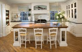 country cottage kitchens dark polished powder coated steel accent